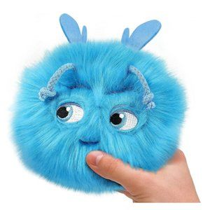 Beat Bugs Blue Singing Glowie Plush Toy With Sound